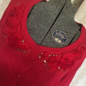 Candie's Sweaters - Candie's Stunning Cardigan Sweater.